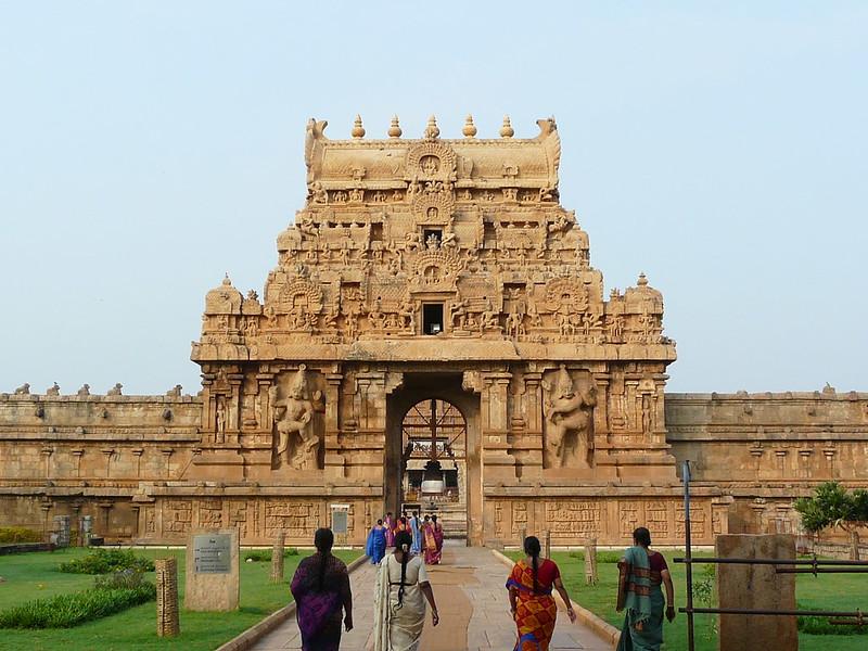 Gorampura of the Brihadeshwara Temple, places to visit in Tanjore