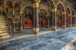 Palaces in India, Tipu Sulatn Palace, Bangalore