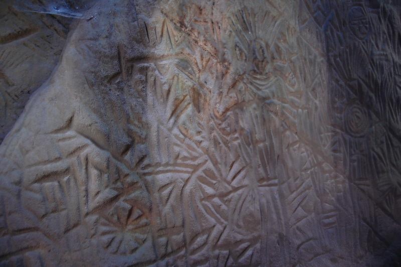 Carvings in the Edakkal Caves, why visit Wayanad