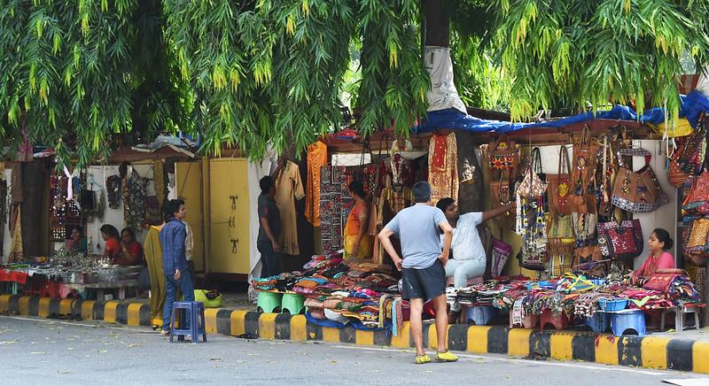 Janpath Market in Delhi, Shopping in Delhi