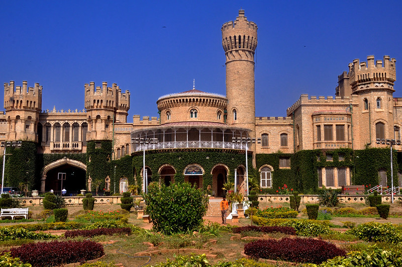 The stunning Bangalore Palace, things to do in India