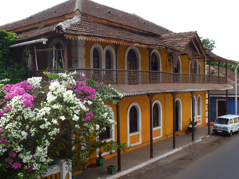 Fontainhas in Panjim, Why visit Goa