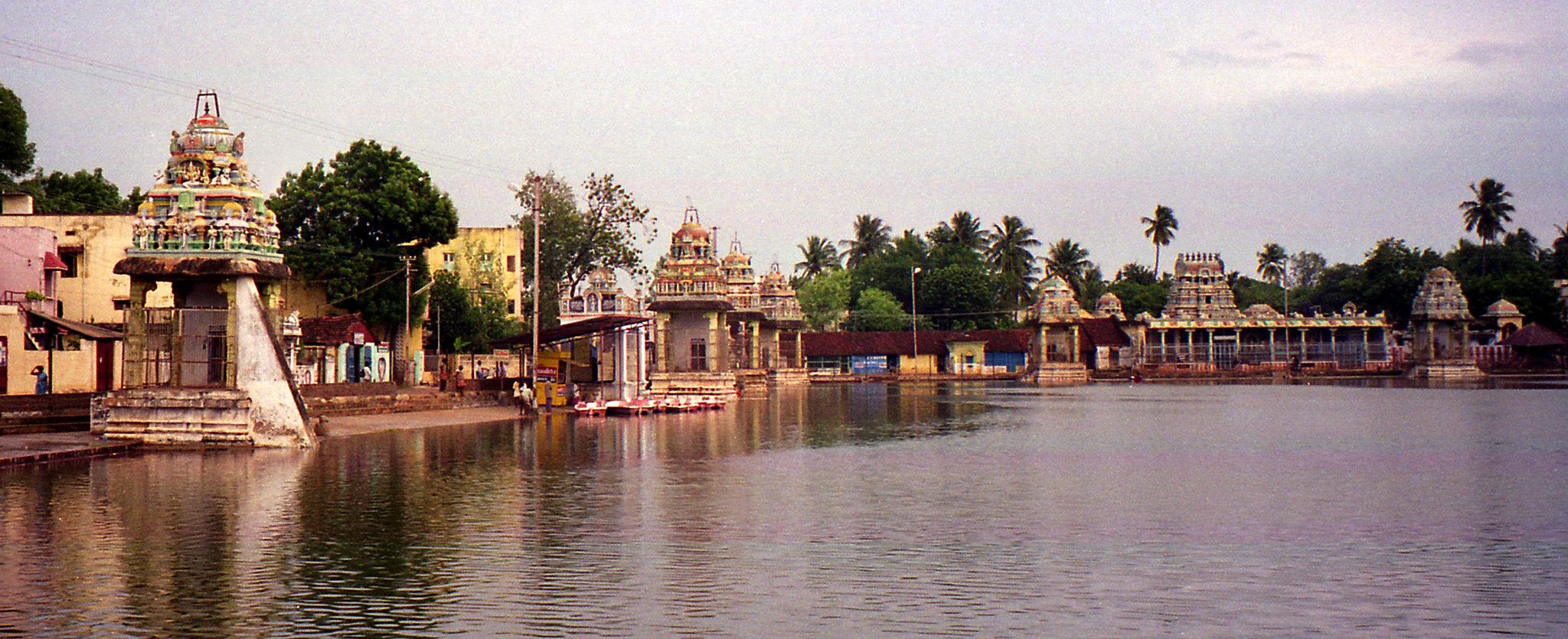 Mahamaham Tank, Why visit Kumbakonam