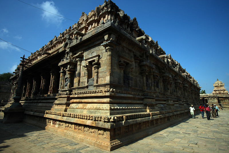 Airavatesvara Chola temple, Places to visit in KUmbakonam