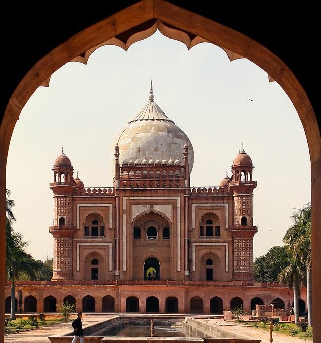 Architecture in India, Safdarjung Tomb