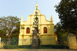 Churches of India