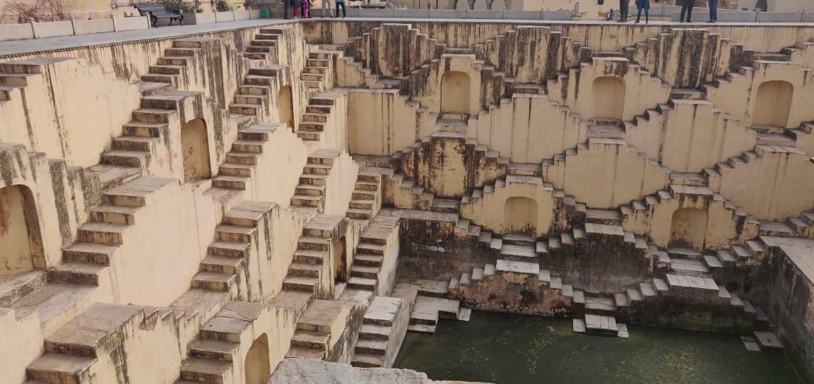 Panna Meena Ka Kund, Jaipur Stepwell