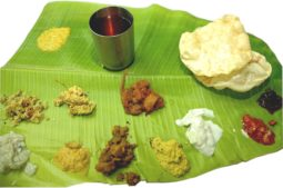 Food In South India, Chennai