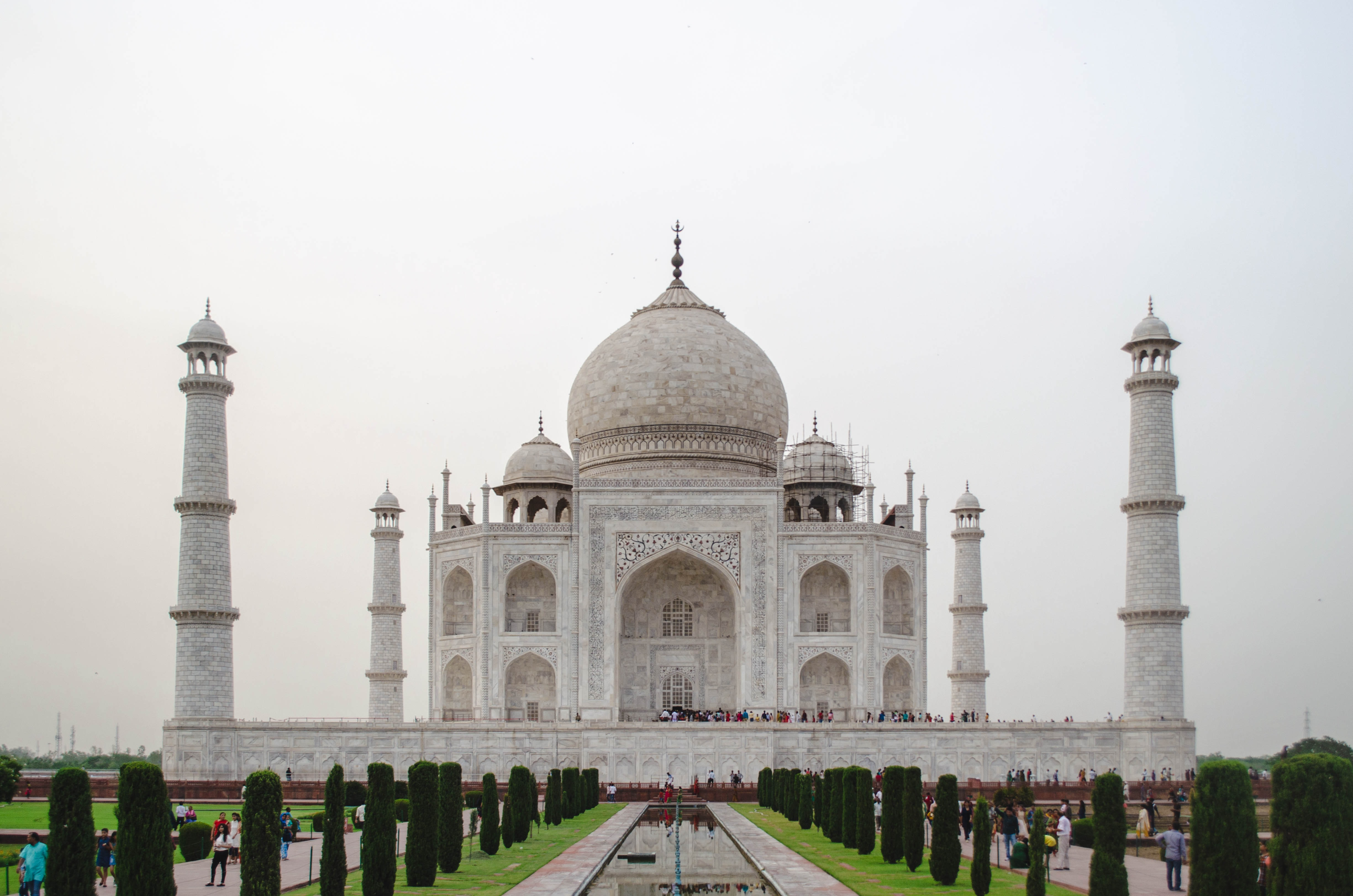 Taj Mahal in Agra,Stunning architecture