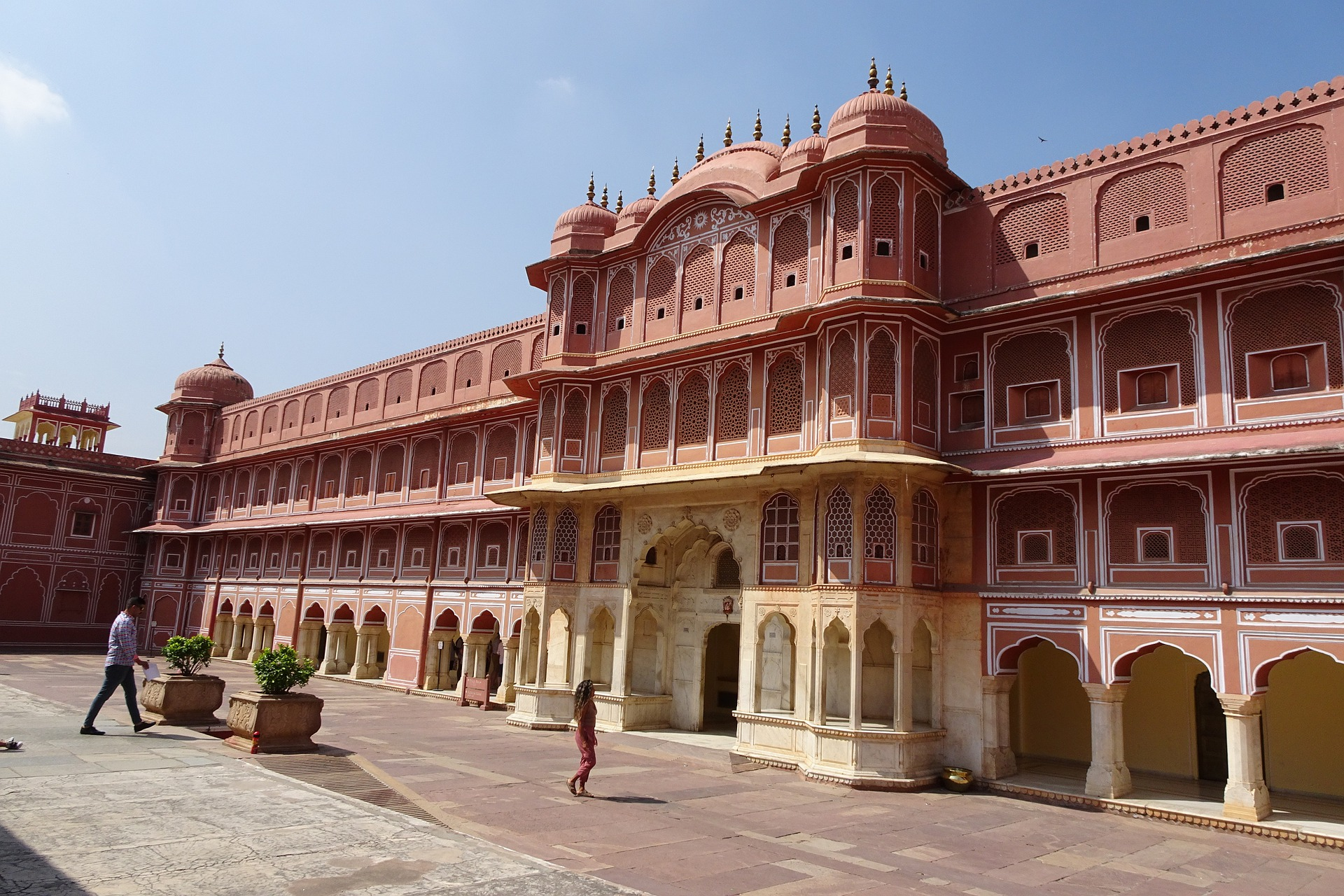 City Palace, Royal palace in India