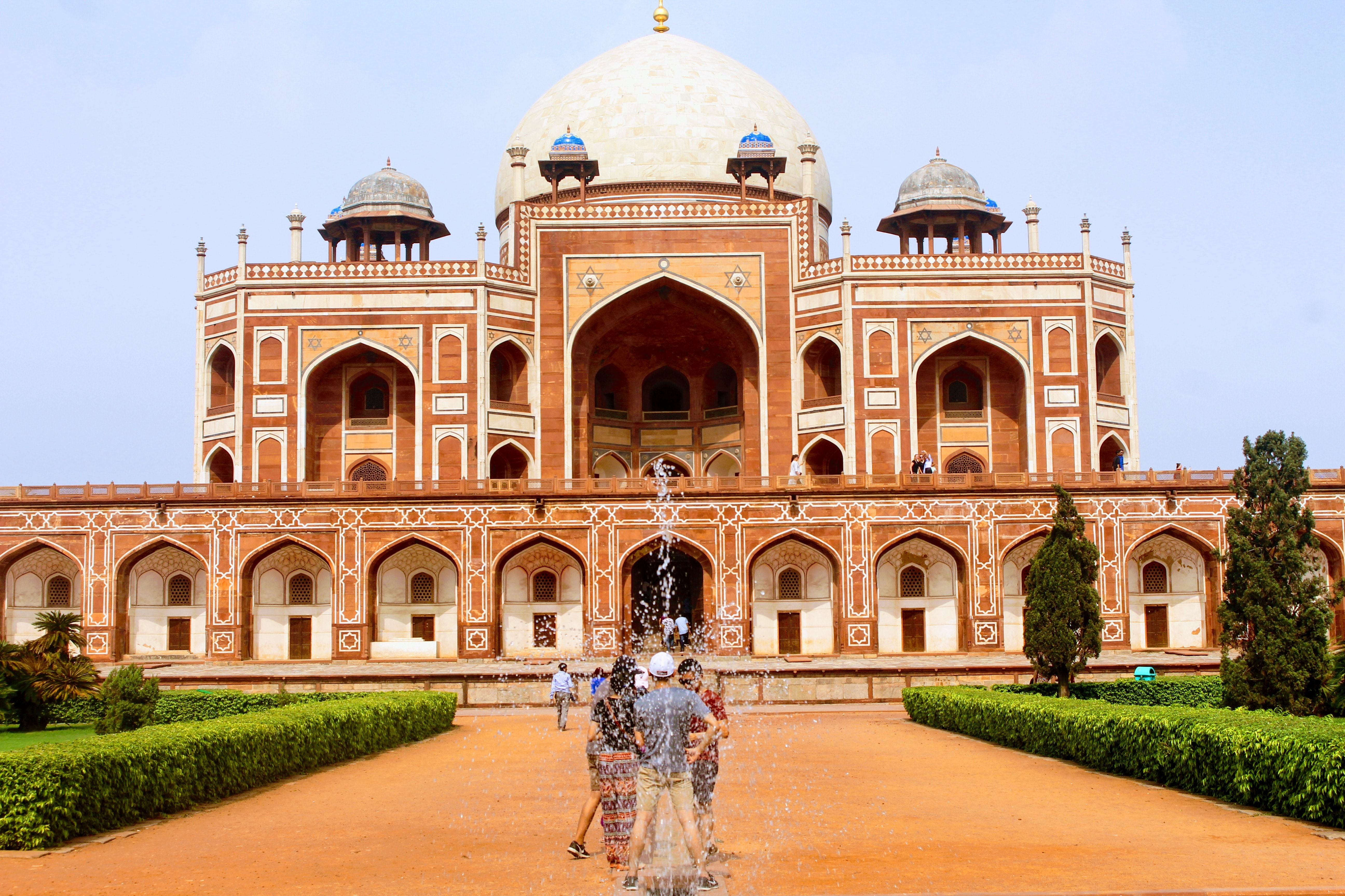 Humayuns Tomb, New Delhi, What to see in Delhi