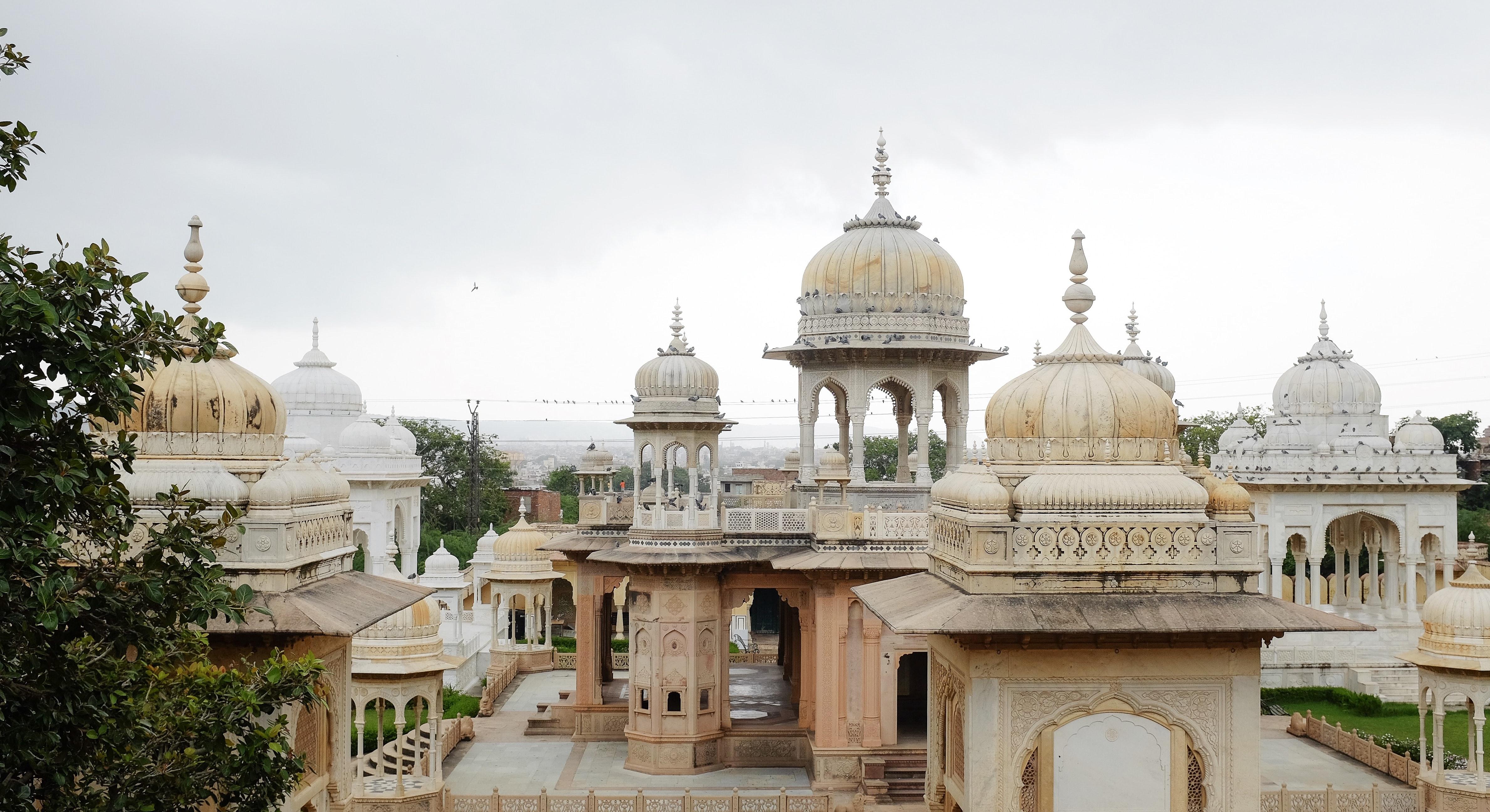 Gatore ki Chhatriyan, Photography spots in Jaipur