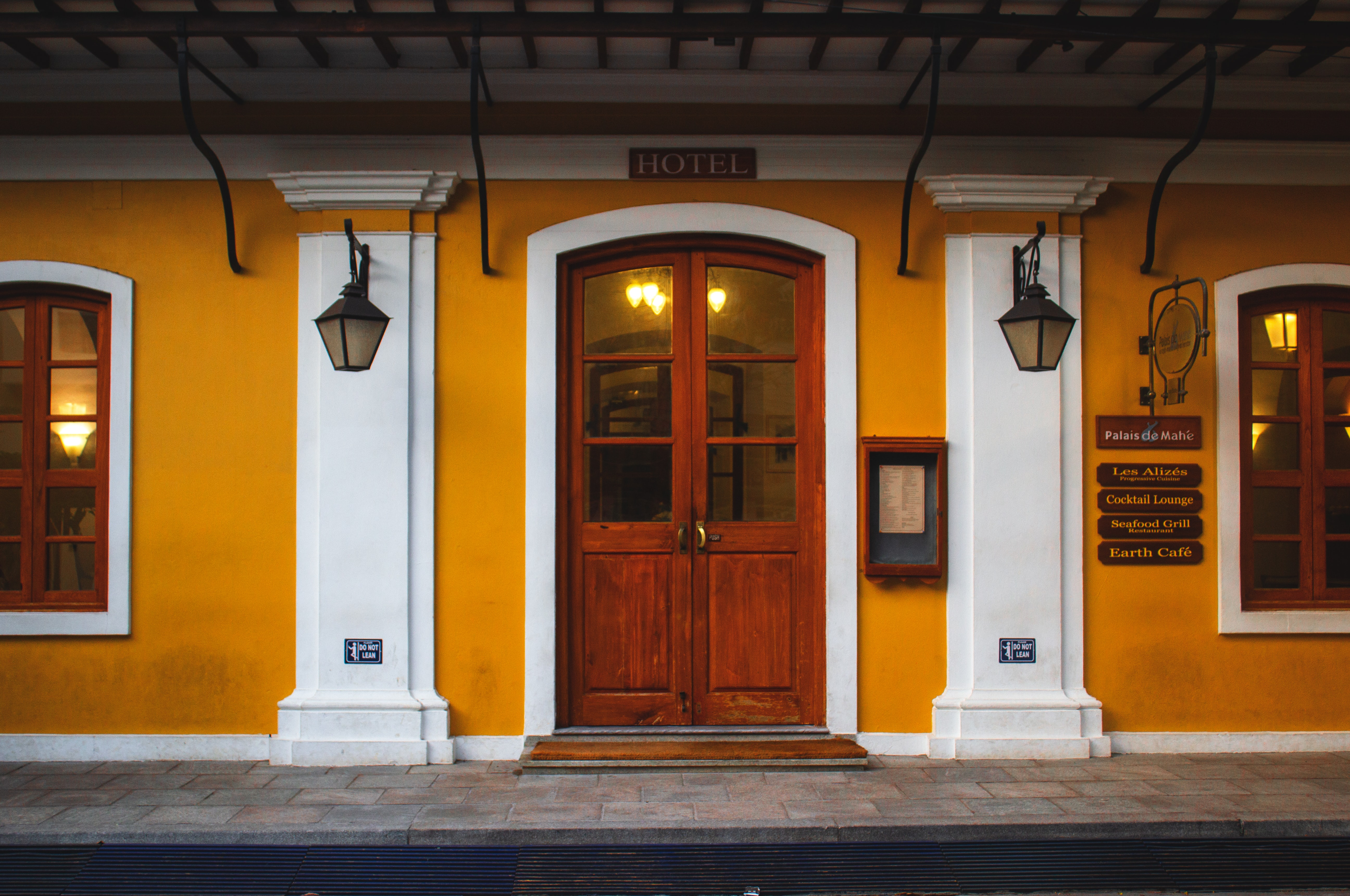 Portuguese style hotel in Ponicherry, Places to visit in Pondicherry