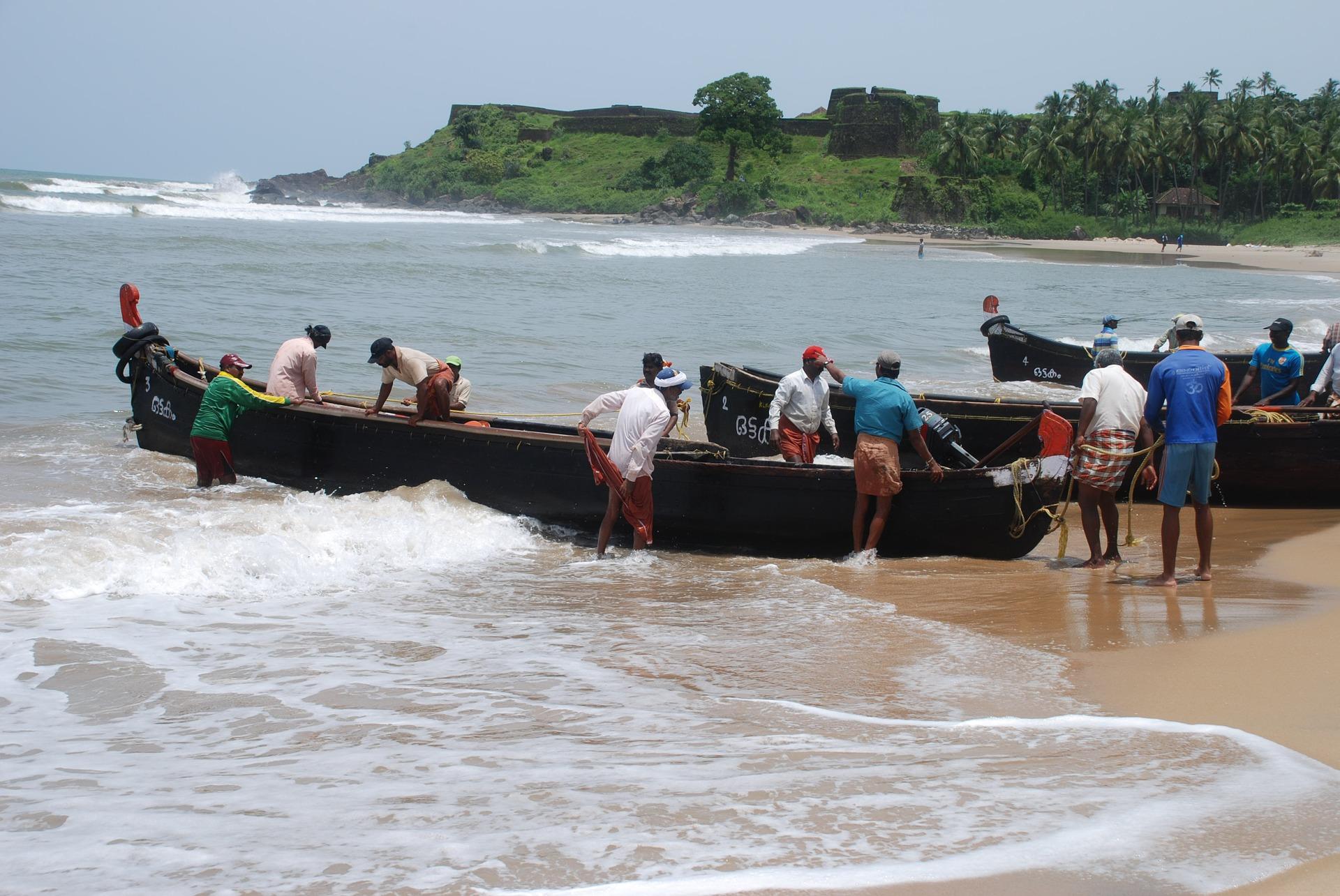 Fishers of men at marari beach, things to do around marari