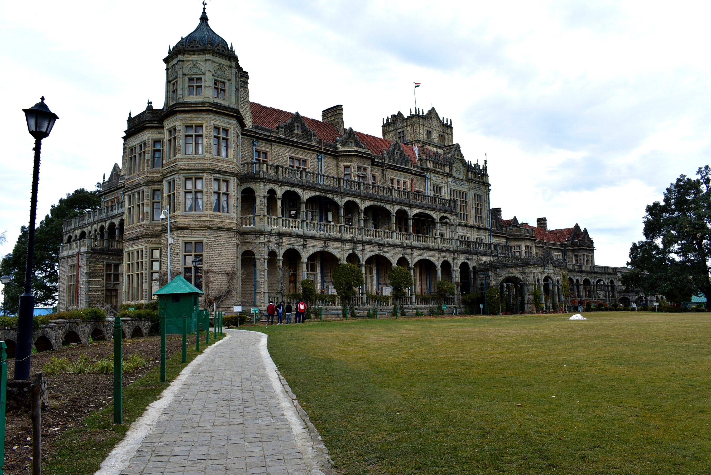 Viceregal lodge, things to do in Shimla