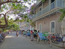 Streets of pondicherry, Things to do in Pondicherry