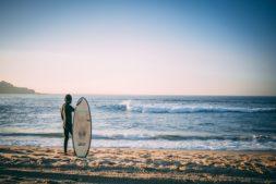 Surfing in India, Pondicherry