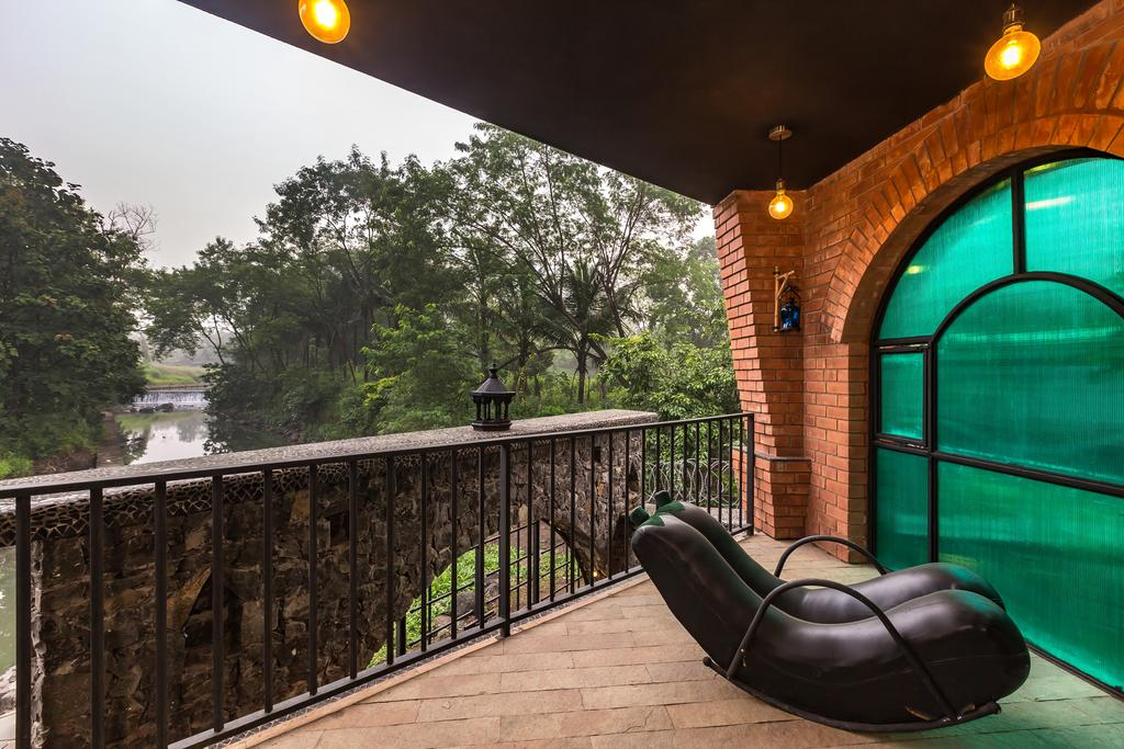 Ideal balcony
