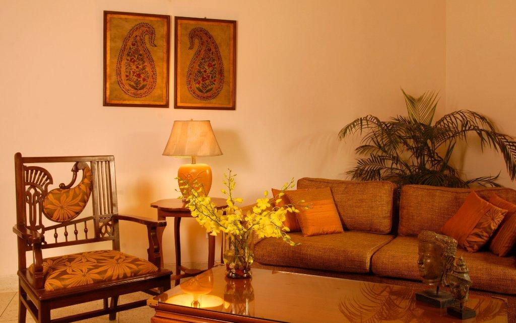 Villa cum Homestay in Delhi
