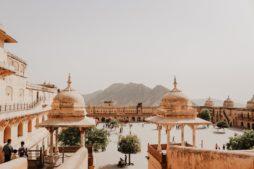 reiseroute indien jaipur