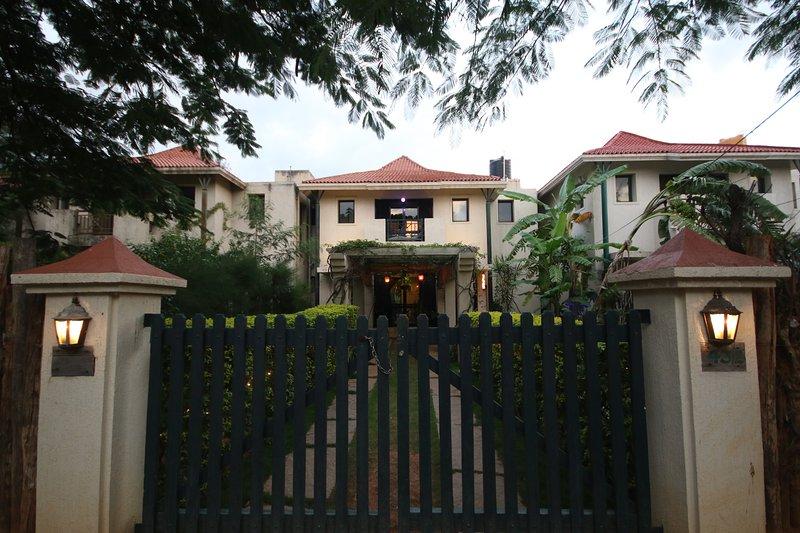 Villas in south India