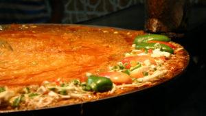 indisches Streefood, Pav Bhaji