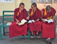 The Dalai Lama Monastery in Mcleodganj - Places to visit in Dharamshala