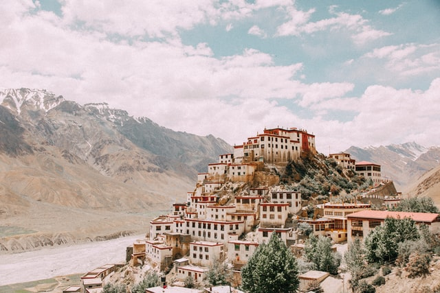 Monasttries in Lahual and Spiti Valley