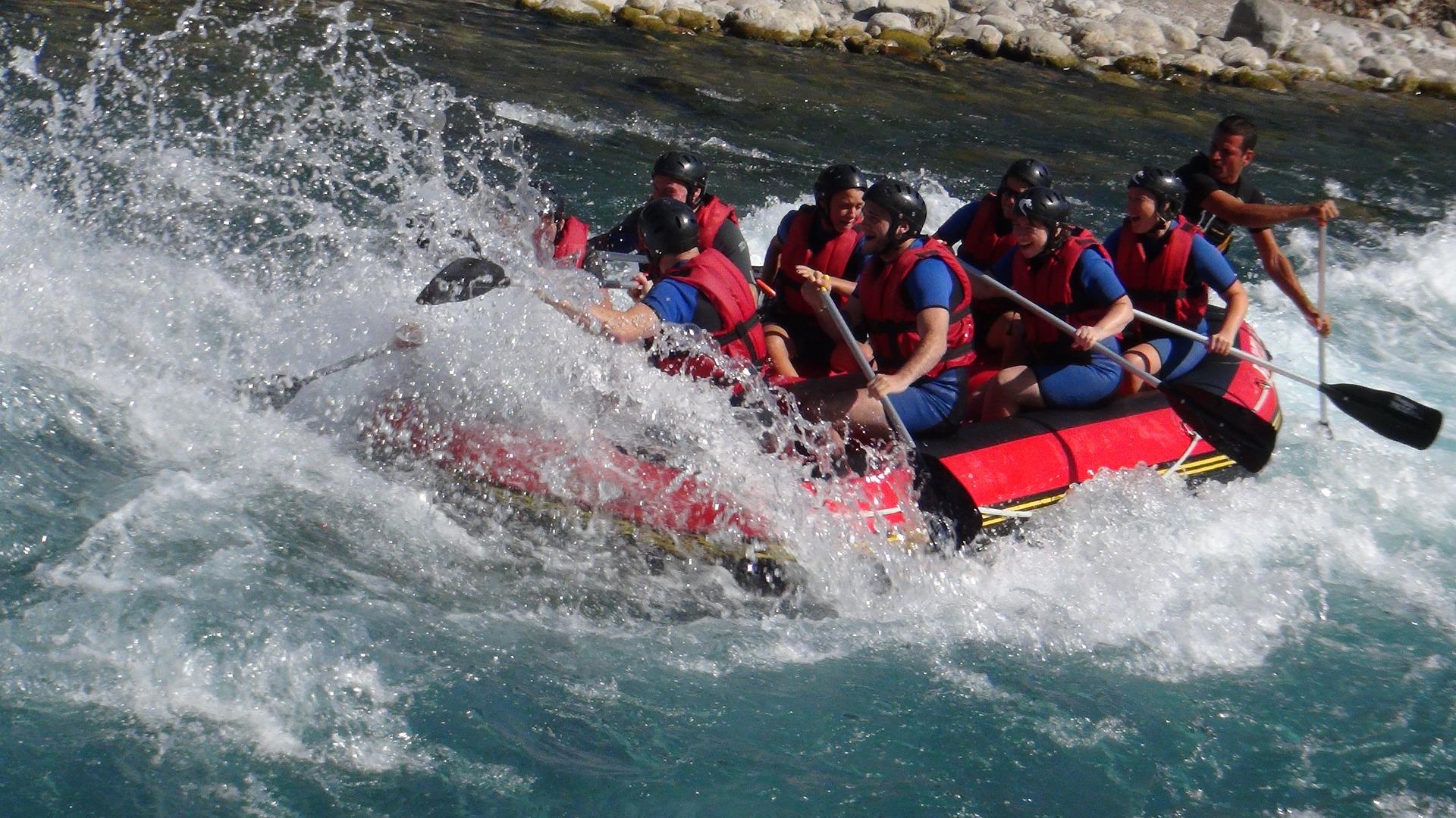 adventure sports in Spiti