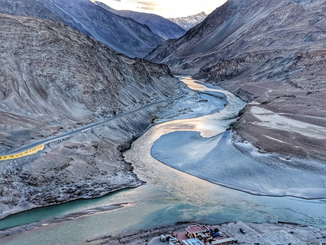 Drang Drung, one of the best places to visit in Ladakh