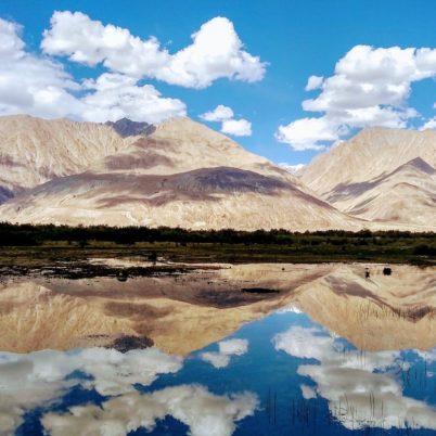 Weather of Ladakh in June