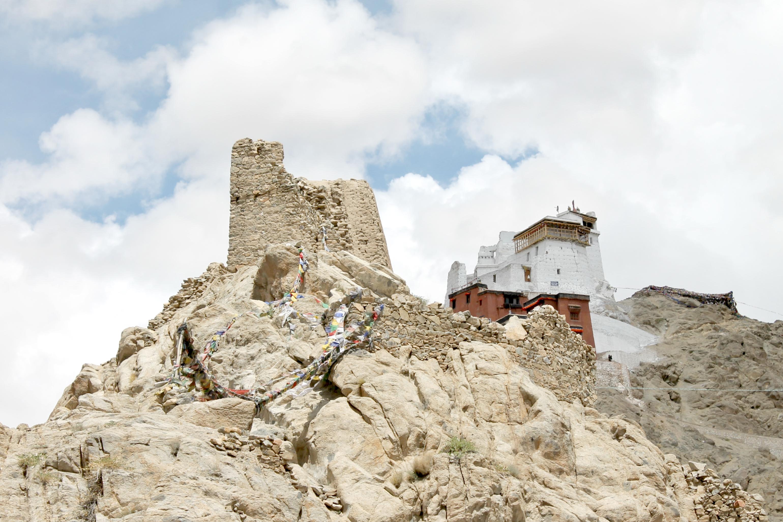 Tsemo Gompa - Monasteries to visit in Ladakh
