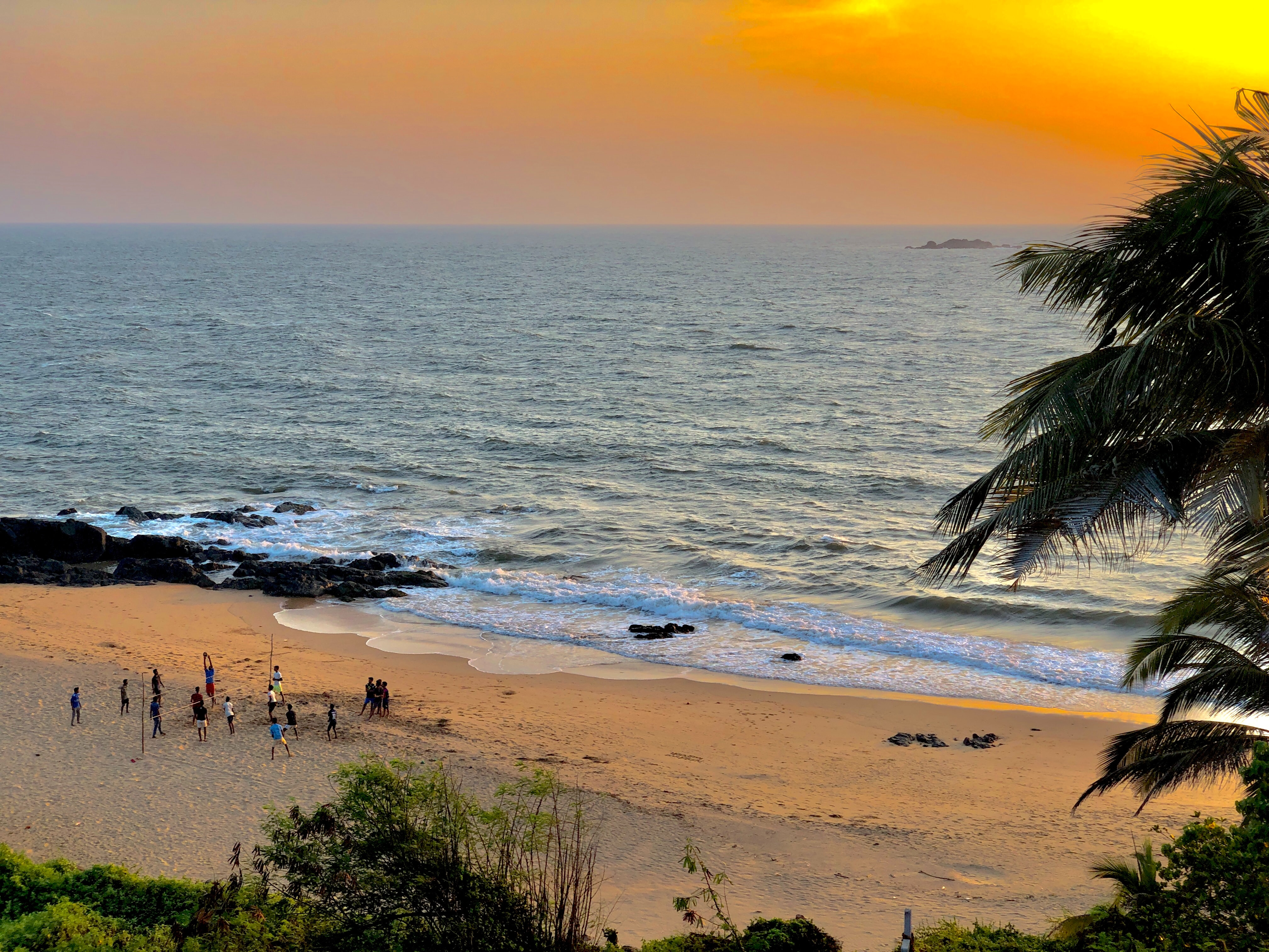 Chill places in Goa
