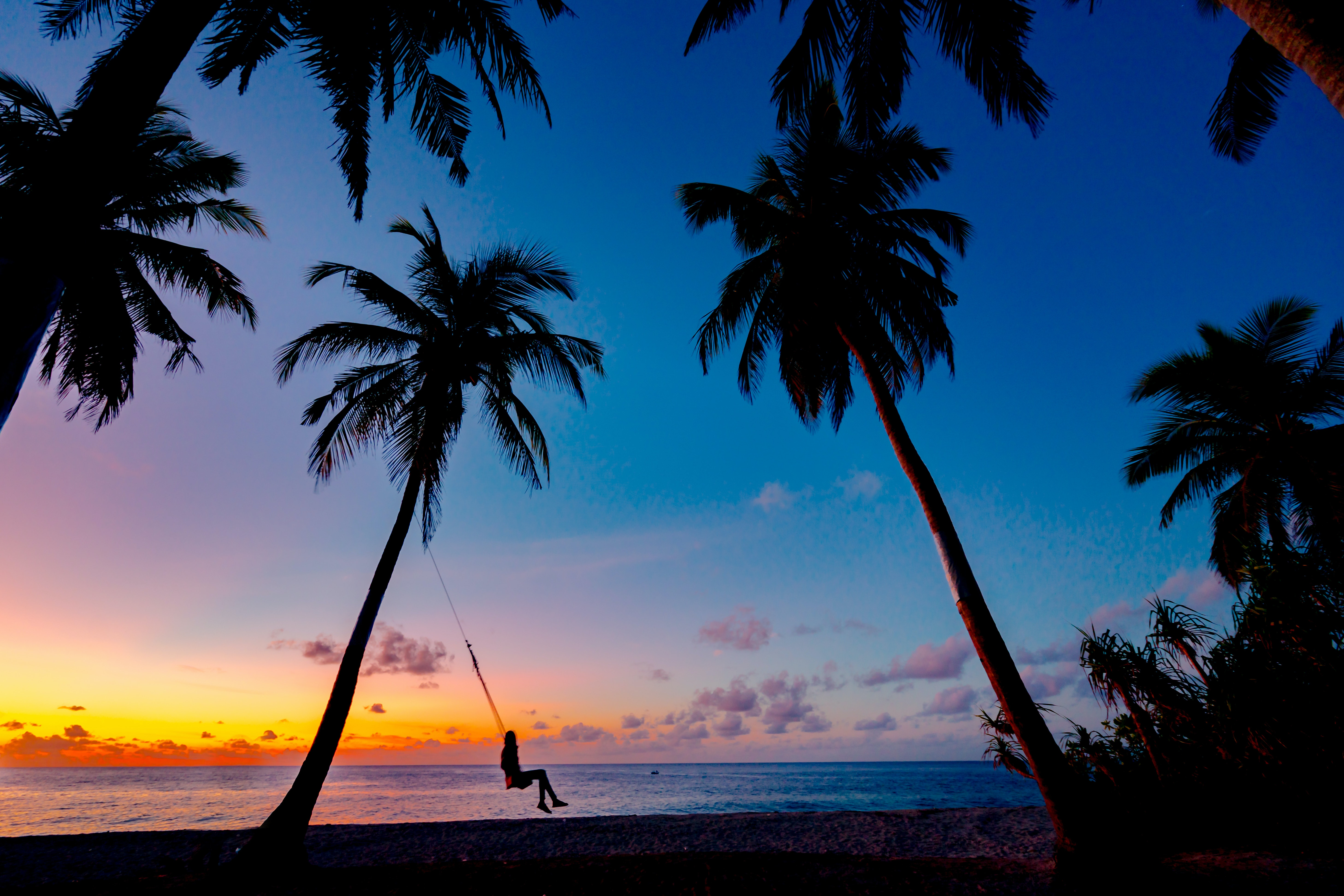 best sunsets in India